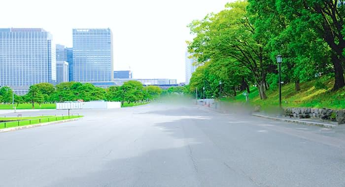 桜田門時計台広場