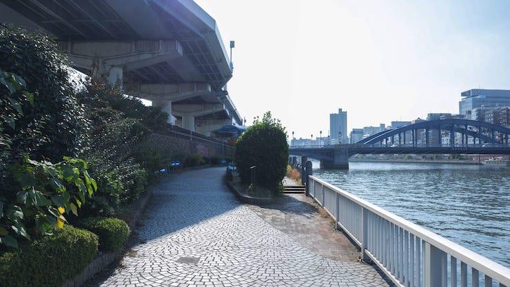 吾妻橋付近