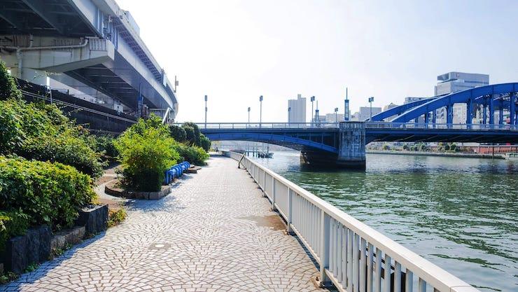 吾妻橋〜駒形橋