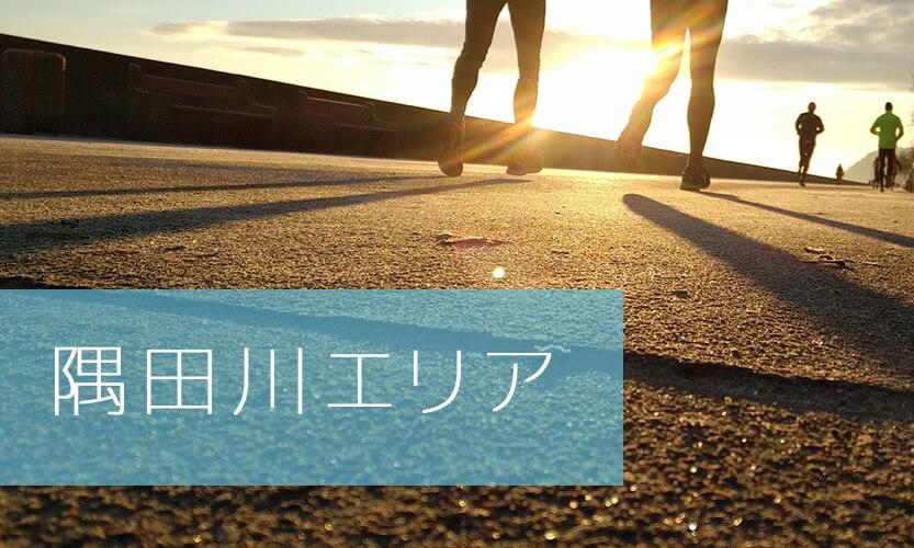 隅田川ランニングコース