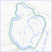 皇居ラン約6kmアレンジランニングコース:概要