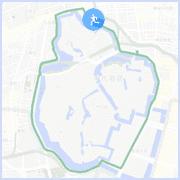 皇居ラン約6キロコース:清水門