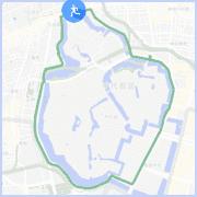 皇居ラン約6キロコース:北の丸入り口