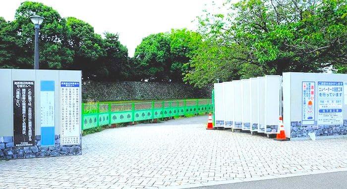 竹橋駅近辺