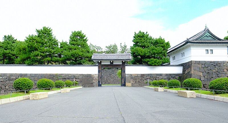6km弱の皇居ラン アレンジランニングコースガイド  外桜田門