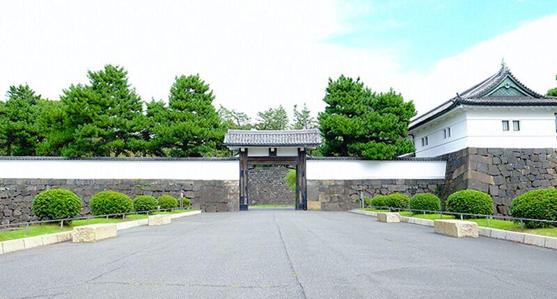 6.2kmの皇居ランニングコースガイド 外桜田門