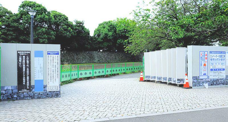 6km弱の皇居ラン アレンジランニングコースガイド  竹橋2番出口